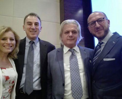 Dubai rappresentante Italia